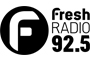Fresh Radio 92.5 Logo